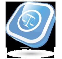 Litigation and Unbundled Legal Icon
