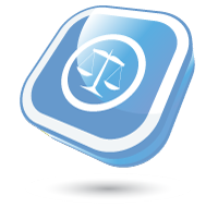 Litigation and Unbundled Legal Icon